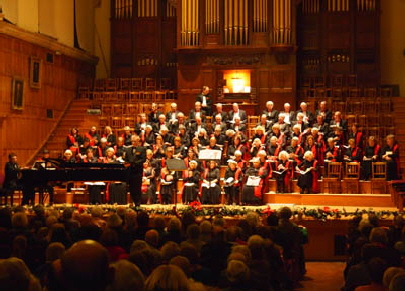 Rugby Philharmonic Choir