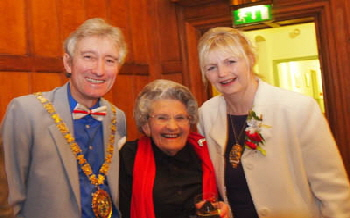 Lord Mayor of Rugby and Choir Secretary