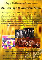 RPC Summer Concert - 2nd July 2016